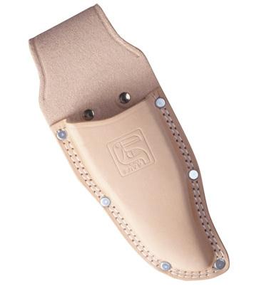 Leather secateurs case