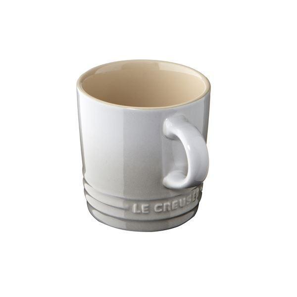LeCreuset Mug 200ml Mist Grey