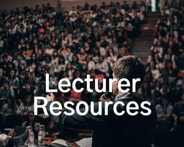 Lecturer Resources