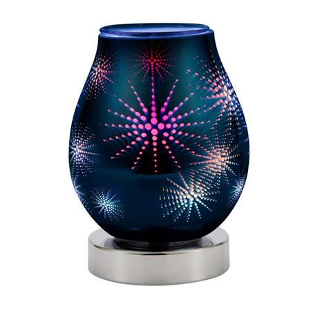 LED 3D Warmer Starburst