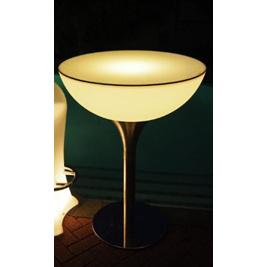 LED Bar Leaner Multi Colour - 60x106cm