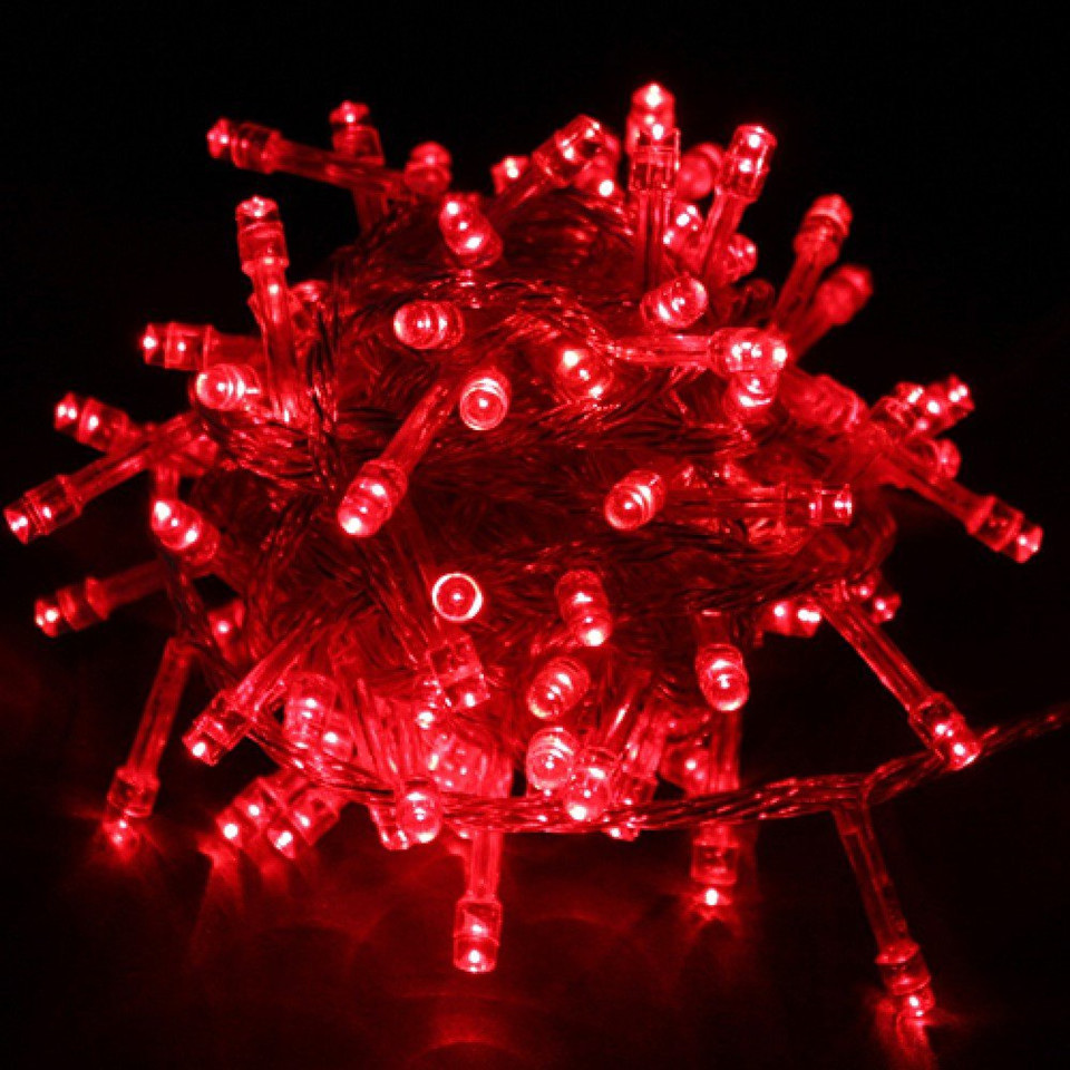 LED Fairy Lights 10m 100