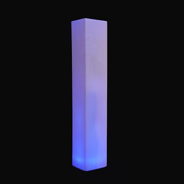 LED Square Pillar