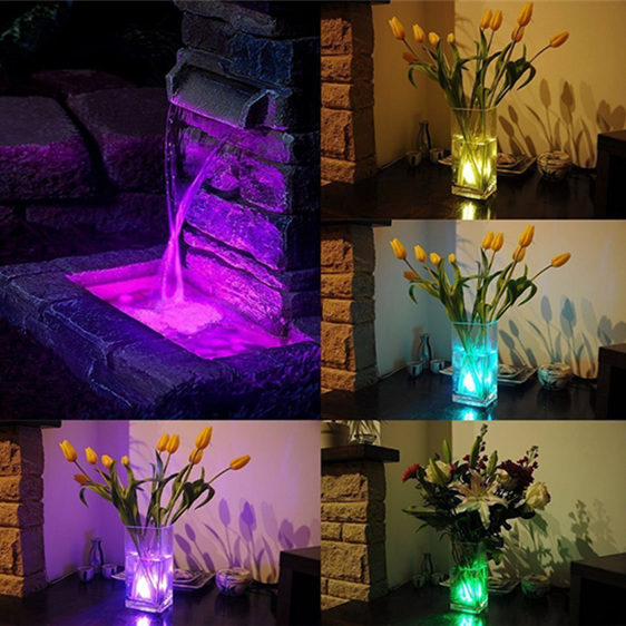 led tea lights, led candles, waterproof tea lights, fairy lights, wedding lights