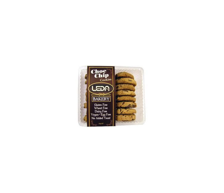 Leda Choc Chip Cookies