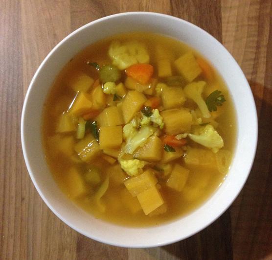 leftover soup nz zero waste free