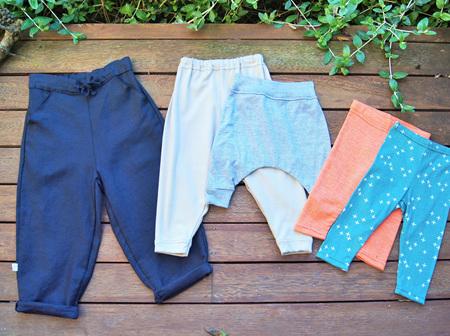 Leggings, Harem Pants, Trackies and Trousers