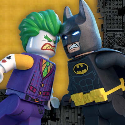Lego batman Napkins