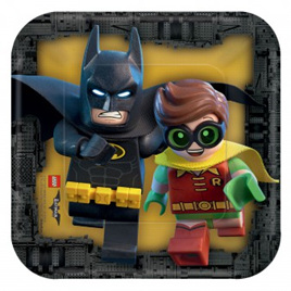 Lego batman plates - pack of 8