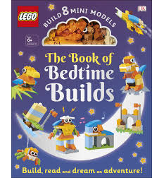 LEGO Book of Bedtime Builds: With Bricks to Build 8 Mini Models