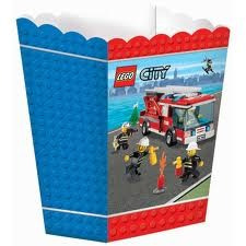Lego City - Favour Container
