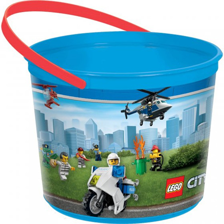 Lego favor buckets x 1
