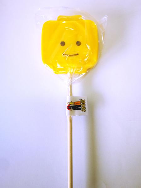 LEGO HEAD POP
