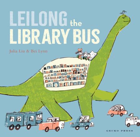 Leilong the Library Bus (pre-order)