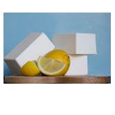 Lemon Beer Soap