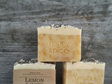 Lemon & Honey Soap