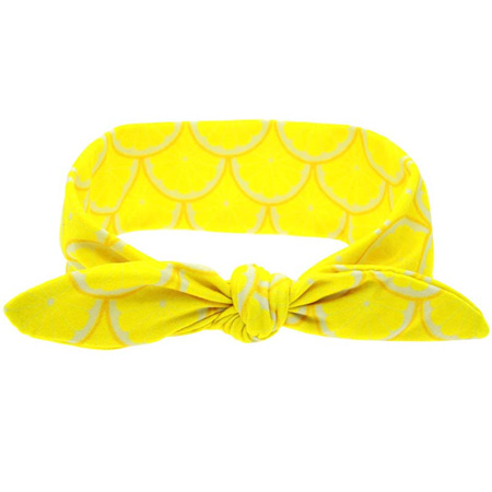 Lemon Knot Hairband