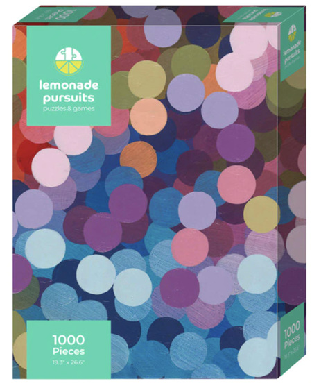 Lemonade Persuits 1000 Piece Jigsaw Puzzle: Joy Spotting