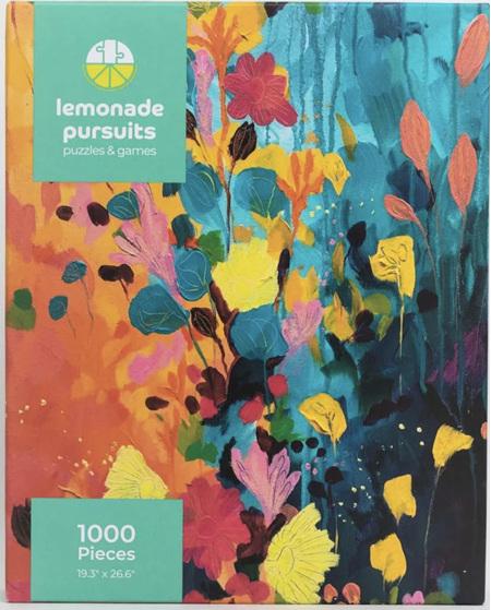 Lemonade Persuits 1000 Piece Jigsaw Puzzle: Spring Begins