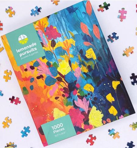 Lemonade Pursuits Jigsaw Puzzles
