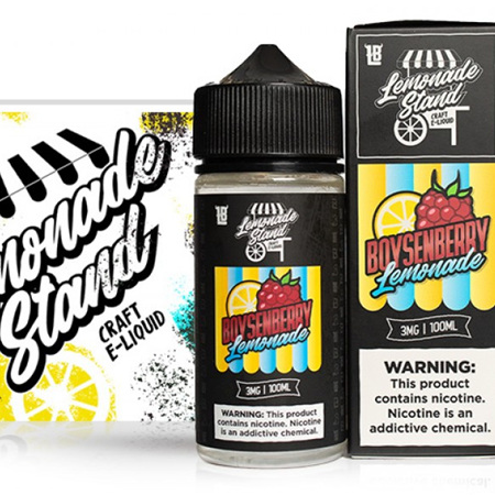 Lemonade Stand - Boysenberry Lemonade - 100ml - e-Liquid