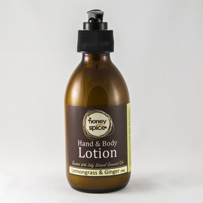 Lemongrass & Ginger Lotion 200g