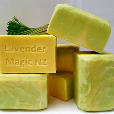 Lemongrass- Handmade Soap