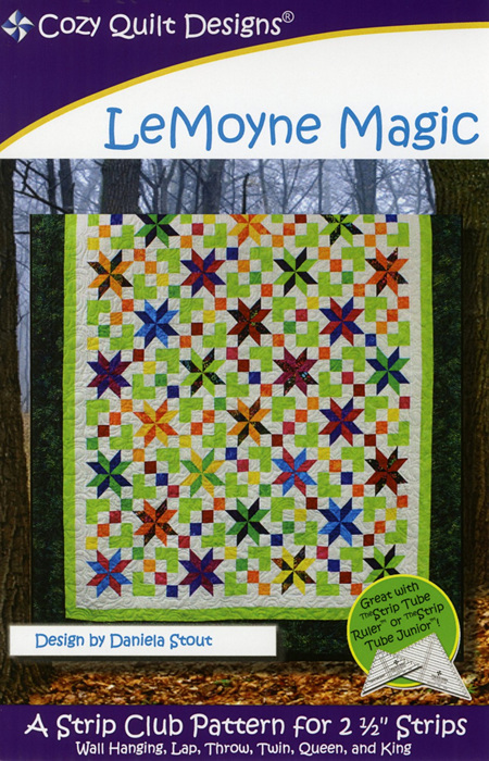 LeMoyne Magic Quilt Pattern