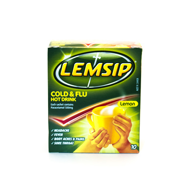 Lemsip Max Cold & Flu