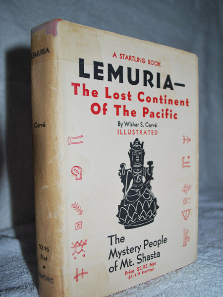Lemuria - The Lost Continent of the Pacific