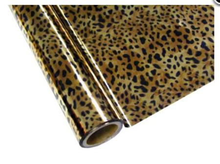 Leopard Gold Foil