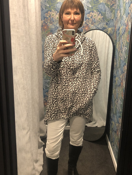 Leopard Paradise Cardi