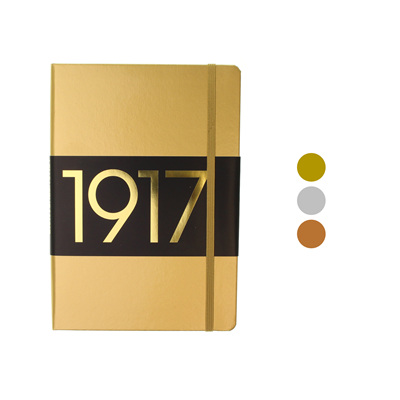 Leuchtturm1917 100th anniversary notebook - A5 LINED