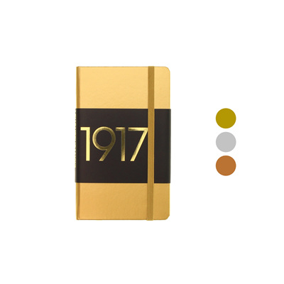 Leuchtturm1917 100th anniversary notebook - A6 LINED