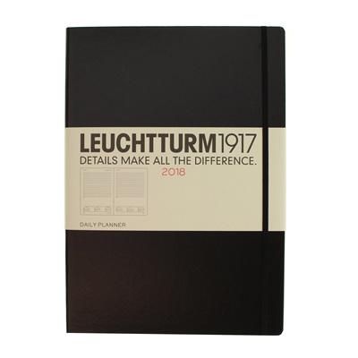 Leuchtturm1917 diary - A4+ - 2018 Daily