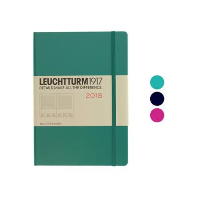 Leuchtturm1917 diary - A5 - 2018 Daily