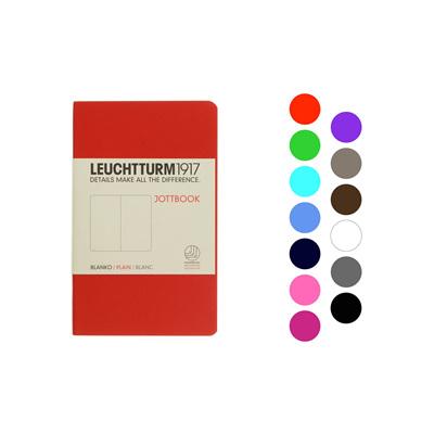 Leuchtturm1917 Jott book - A6 BLANK