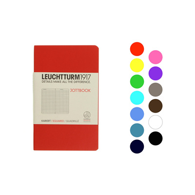 Leuchtturm1917 Jott book - A6 SQUARED