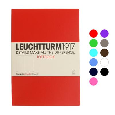 Leuchtturm1917 Jottbook - A4 Jott BLANK