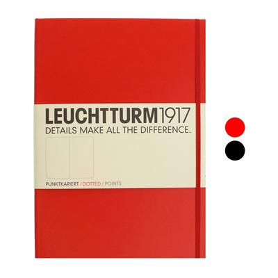 Leuchtturm1917 notebook - A4+ Master DOTTED