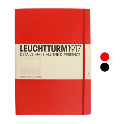 Leuchtturm1917 notebook - A4+ Master LINED