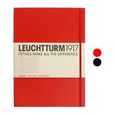 Leuchtturm1917 notebook - A4+ Master SQUARED