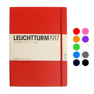 Leuchtturm1917 notebook - A4+ Slim BLANK