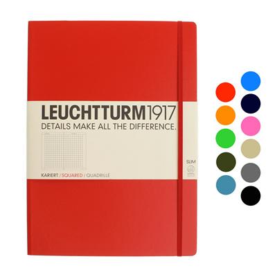 Leuchtturm1917 notebook - A4+ Slim SQUARED