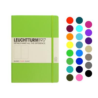 Leuchtturm1917 notebook - A5 BLANK