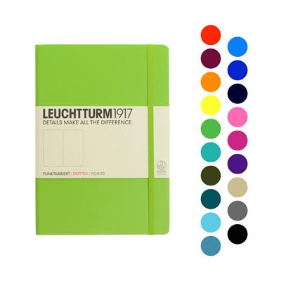 Leuchtturm1917 notebook - A5 DOTTED