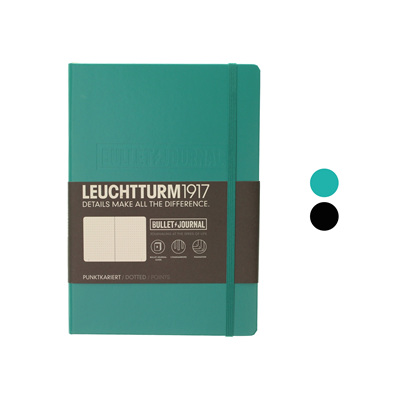 Leuchtturm1917 notebook - A5 DOTTED - Bullet Journal edition