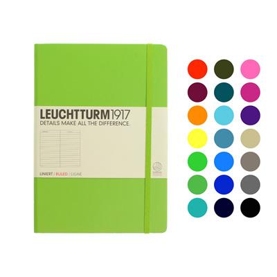 Leuchtturm1917 notebook - A5 LINED