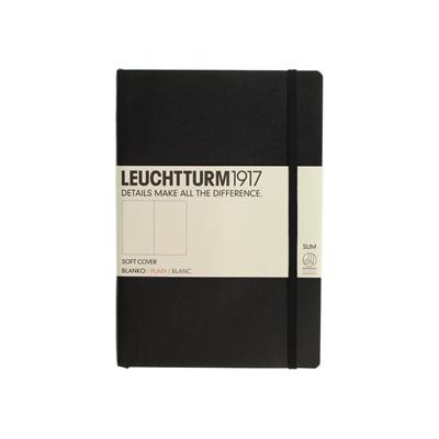 Leuchtturm1917 notebook - A5 soft cover BLANK