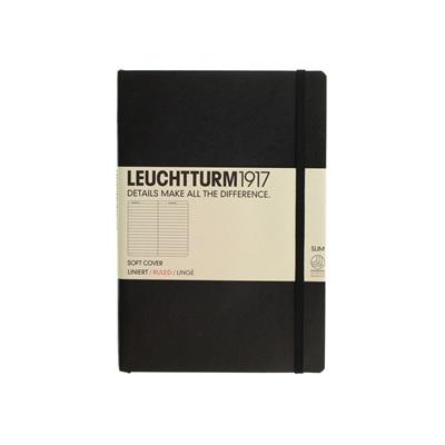 Leuchtturm1917 notebook - A5 soft cover LINED